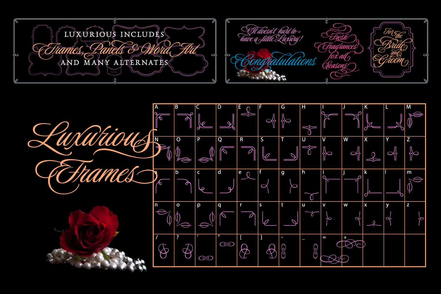 Luxurious Pro - Part of the Amazing Scripts Bundle! example image 7