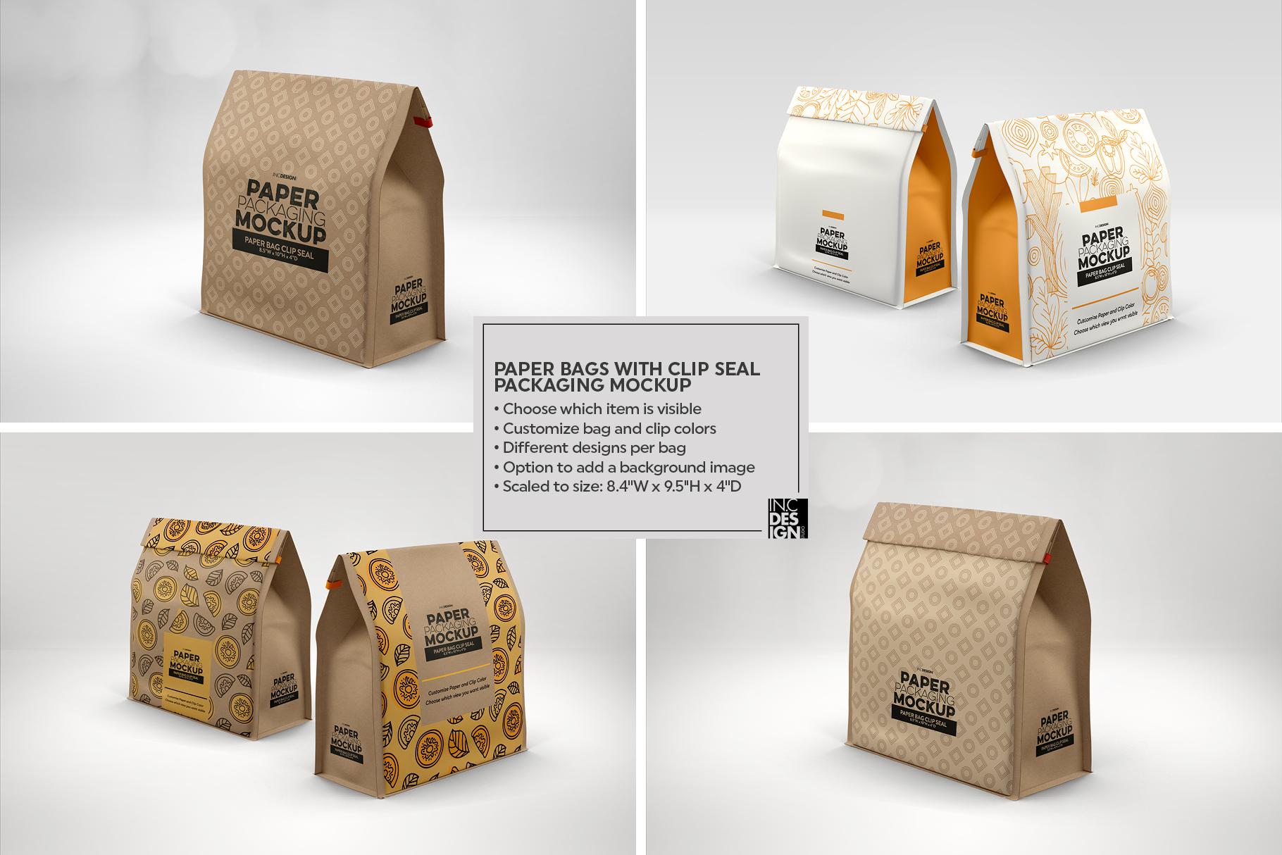 VOL. 17 Paper Box Packaging Mockups example image 10