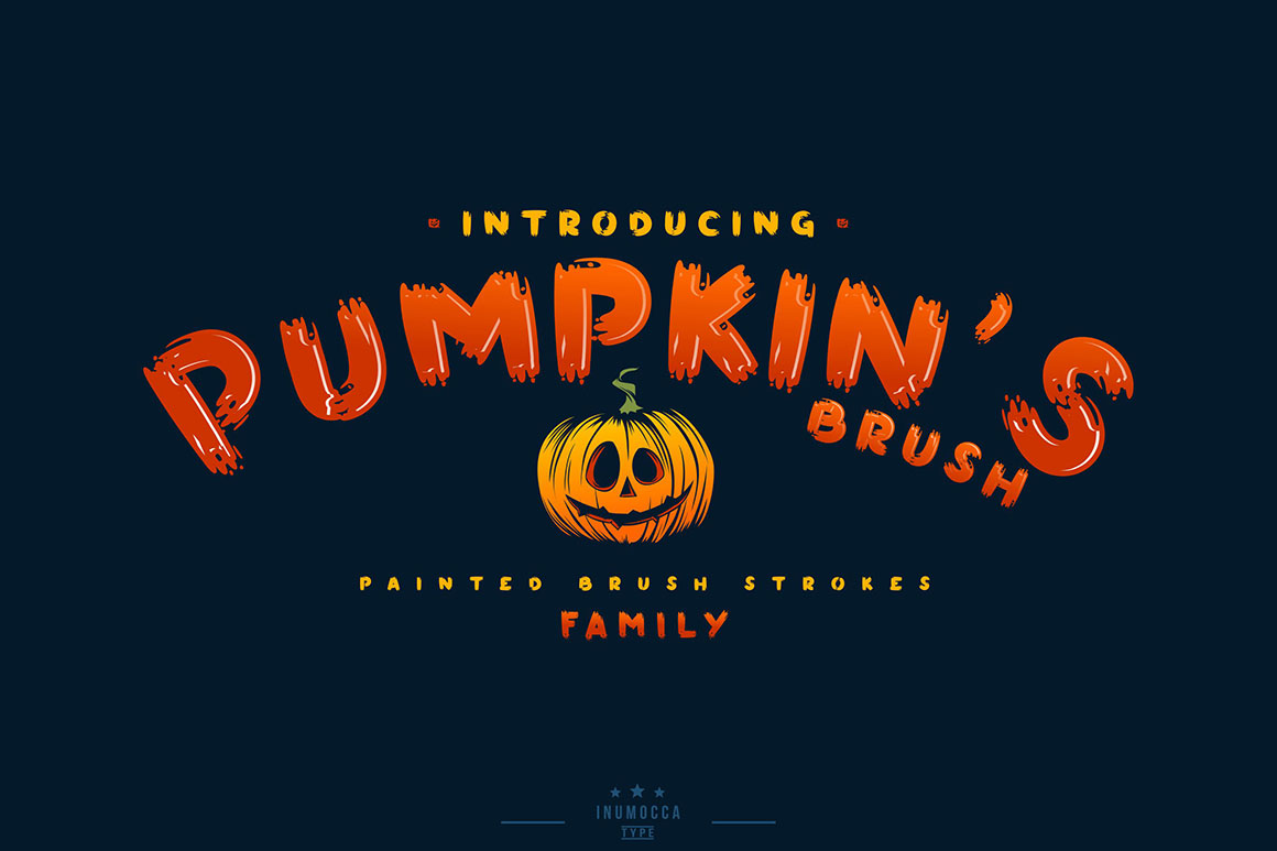 Pumpkin's Brush example image 1
