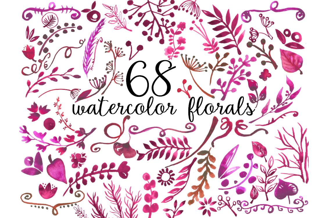 Valentine's Day Watercolor Giftbox example image 15