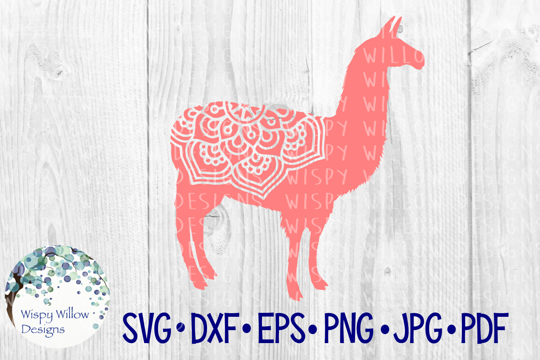 34 File Huge Mandala Animal SVG Cut File Bundle example image 24