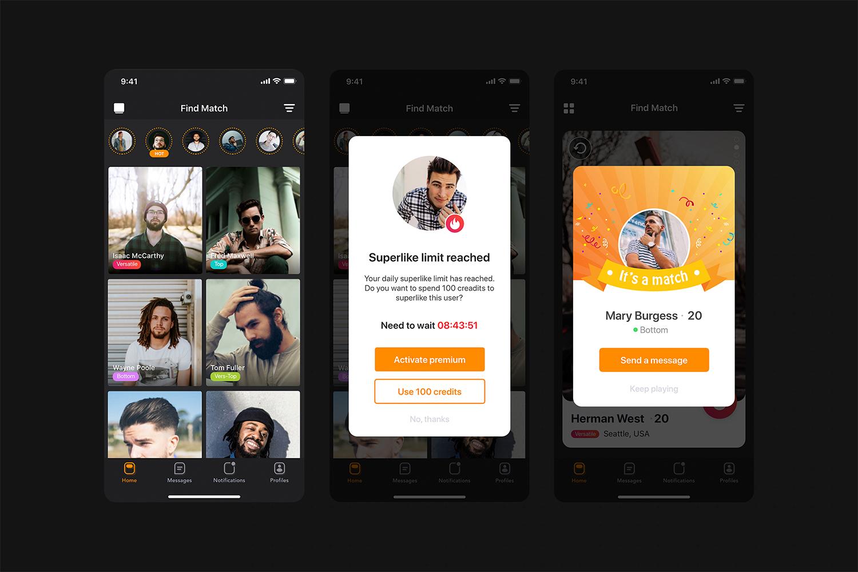 Manhunt dating app