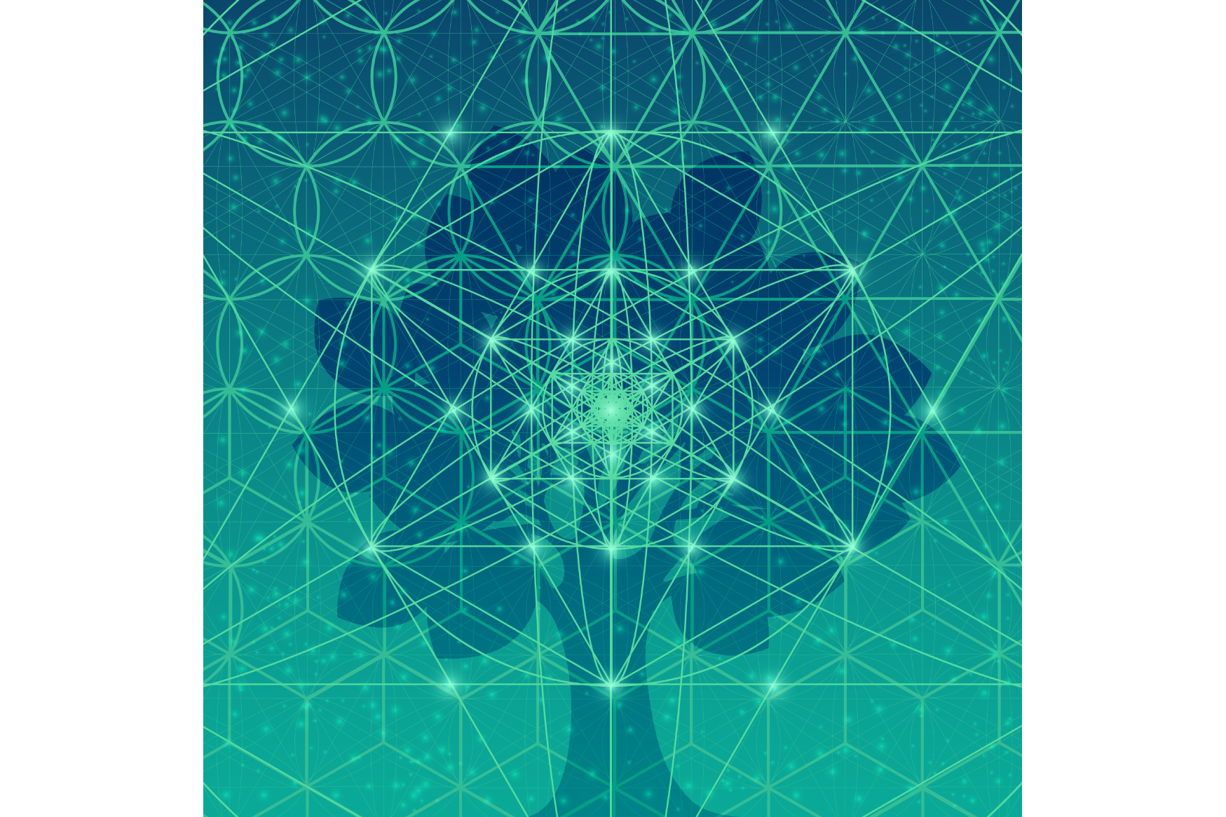 {Sacred Geometry} VECTOR MANDALAS example image 7