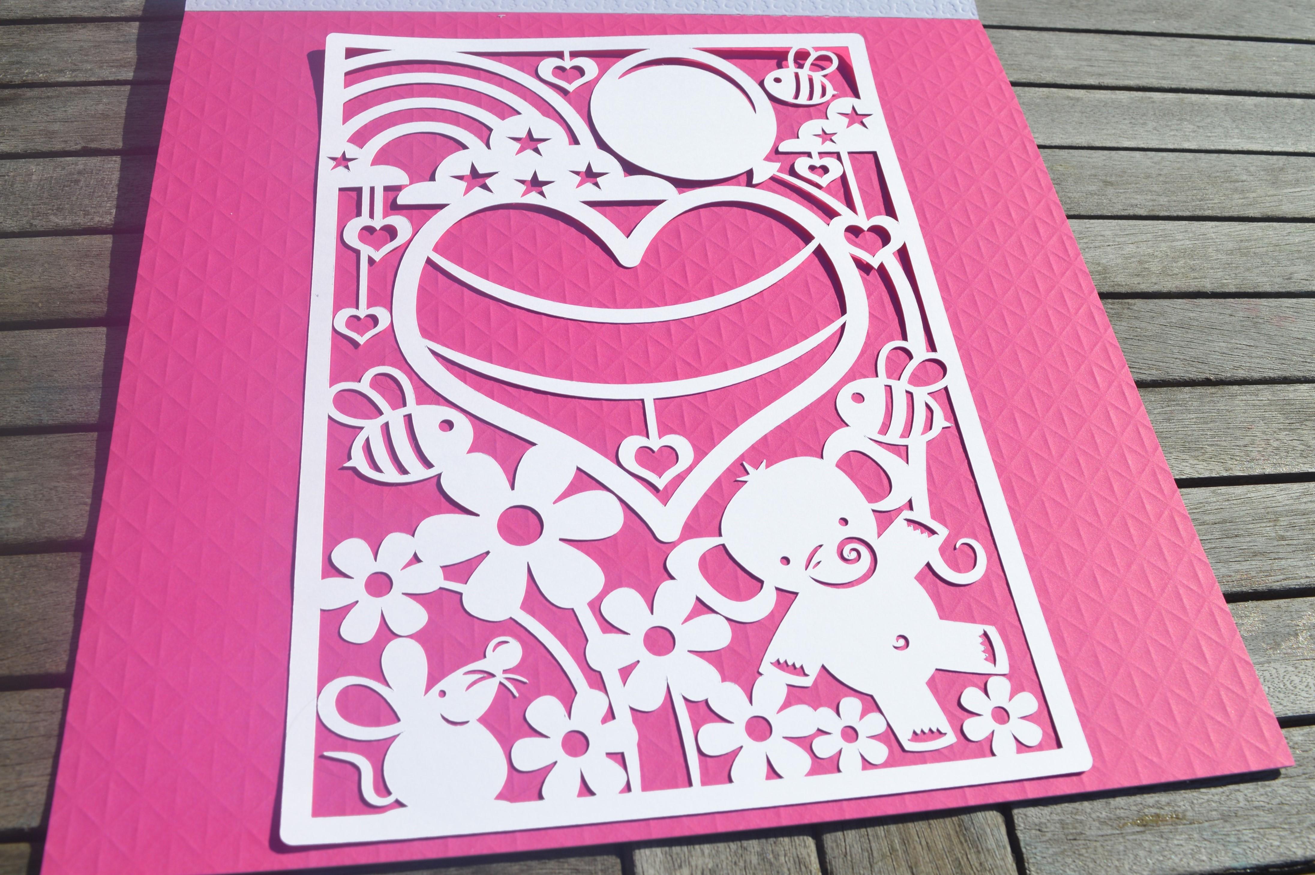 1254+ Elephant Paper Cut Svg – SVG Bundles