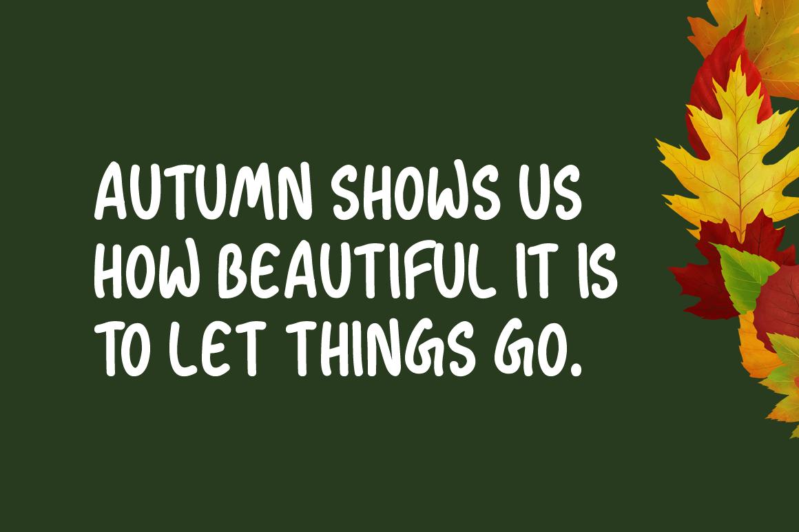 Autumn Season example image 2