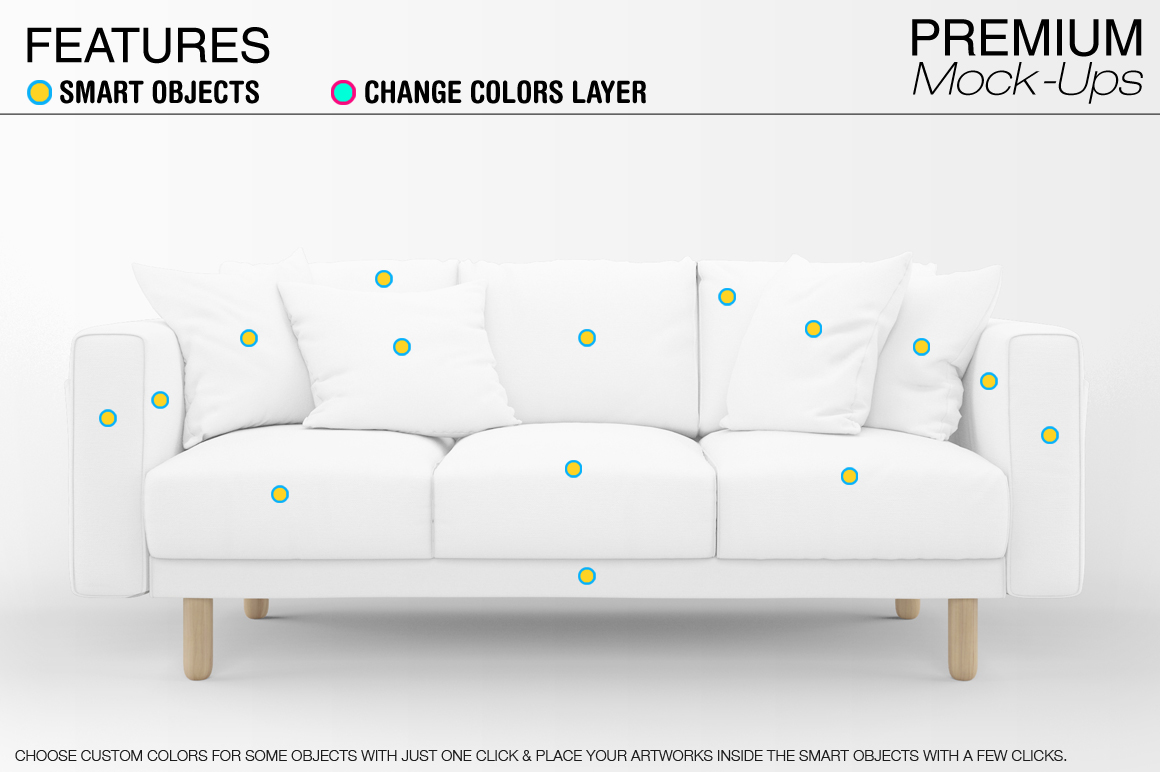 Remarkable Sofa Pillows Mockup Pack Andrewgaddart Wooden Chair Designs For Living Room Andrewgaddartcom