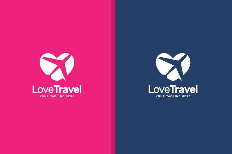 Travel Love Logo example image 2
