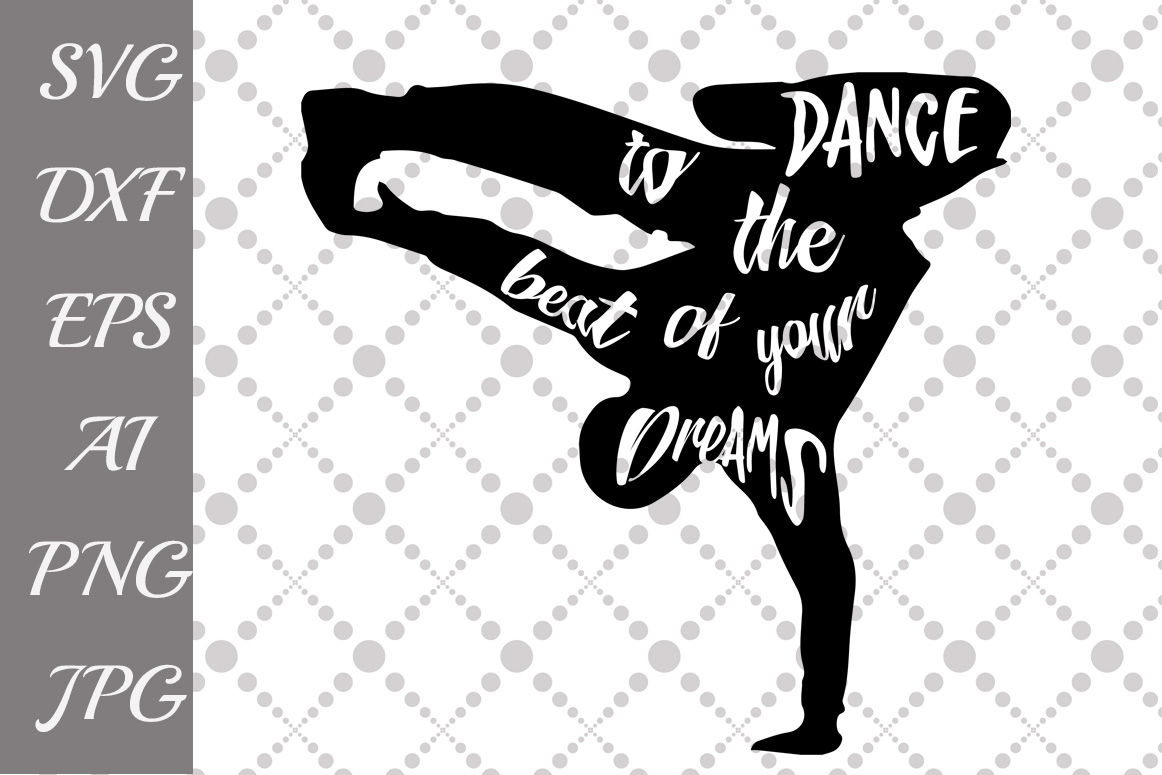 Dance SVG example image 1