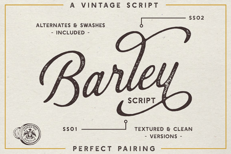 The Artisan Collection - Font Bundle example image 5