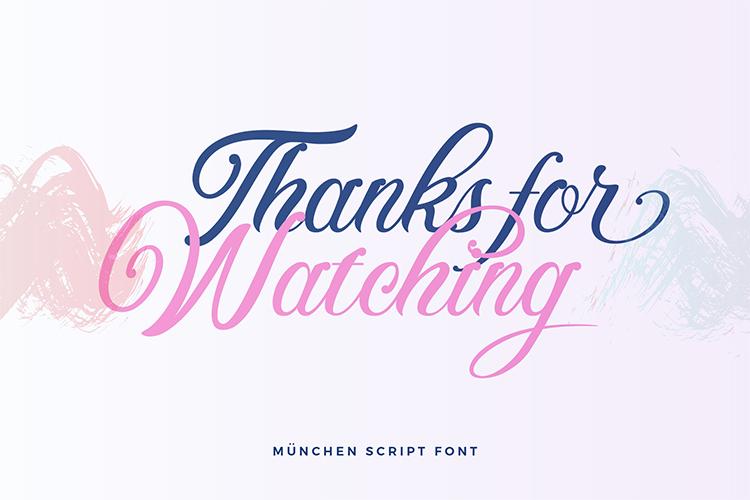 Munchen script example image 10
