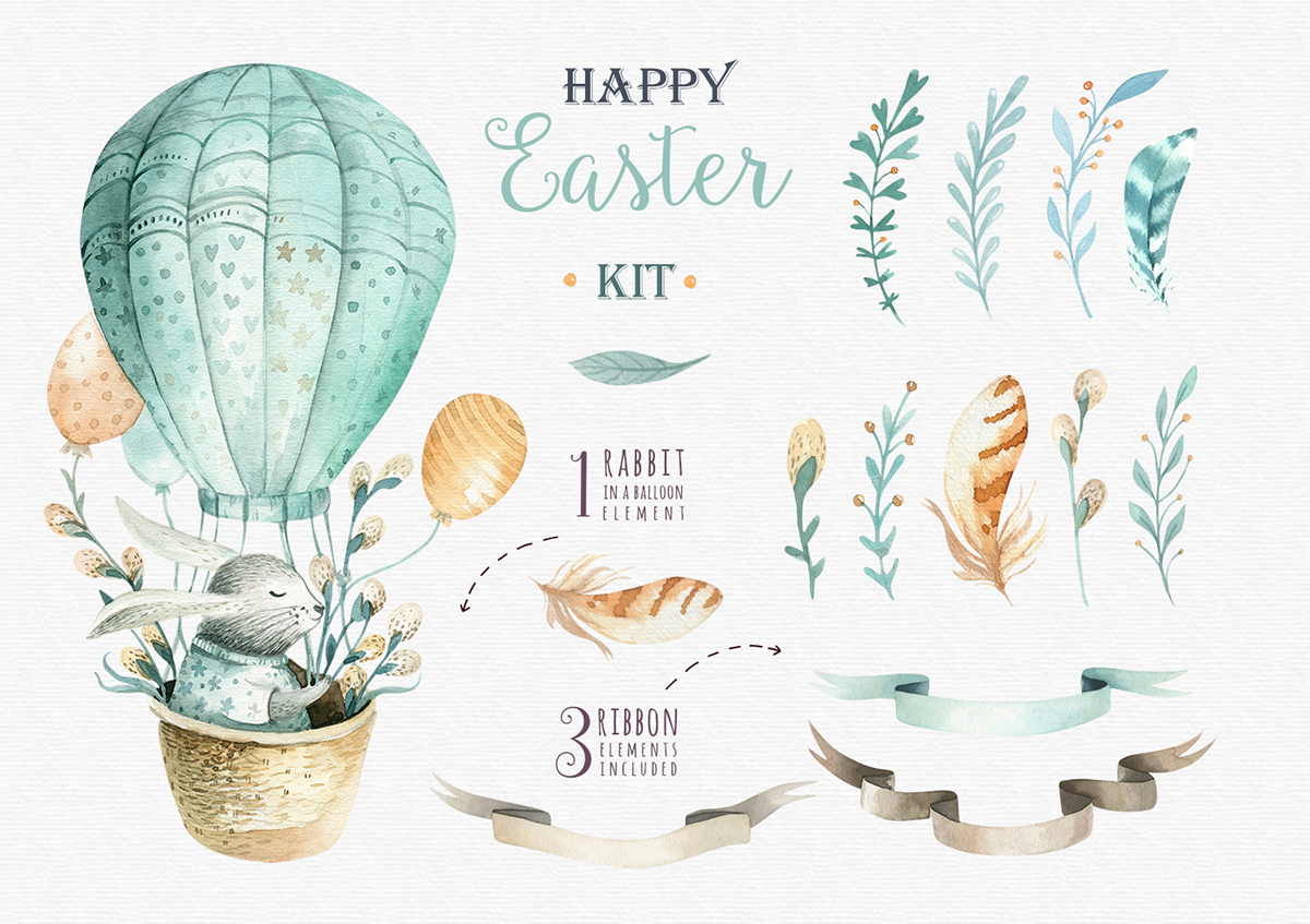 50% Spring &Easter collection example image 25