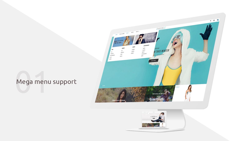 Phoenix Shopify Theme example image 3