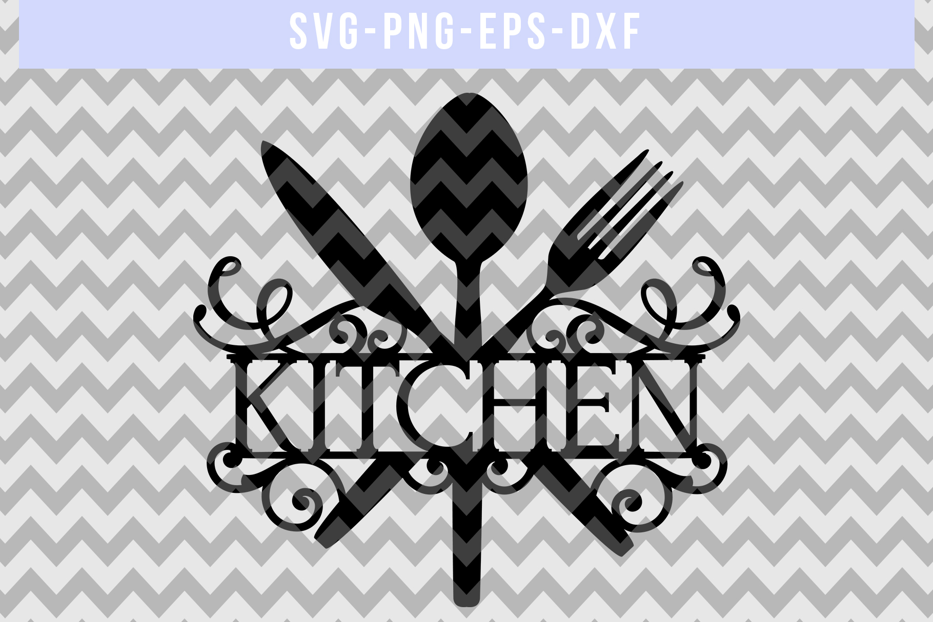 kitchen svg cut file kitchen sayings sign dxf eps png example image 4 - Kitchen Sayings