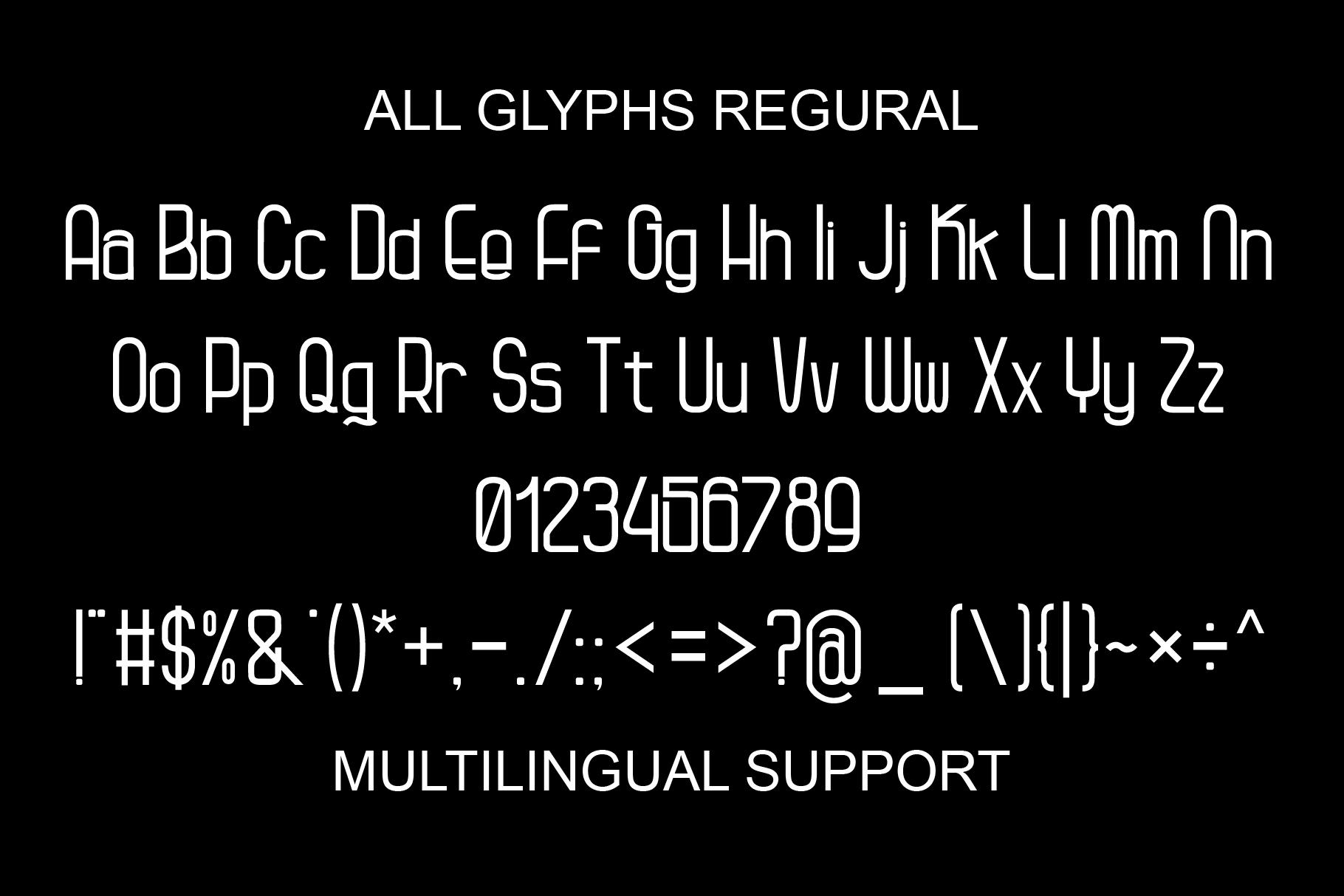 Kagura - Sans Serif example image 5
