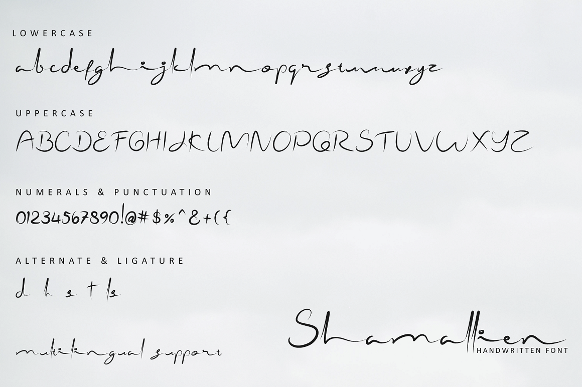 Shamallien example image 12