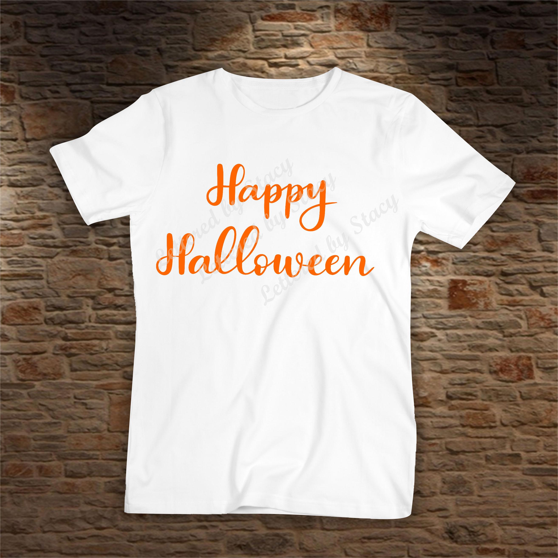 Happy Halloween SVG - Halloween SVG file example image 2