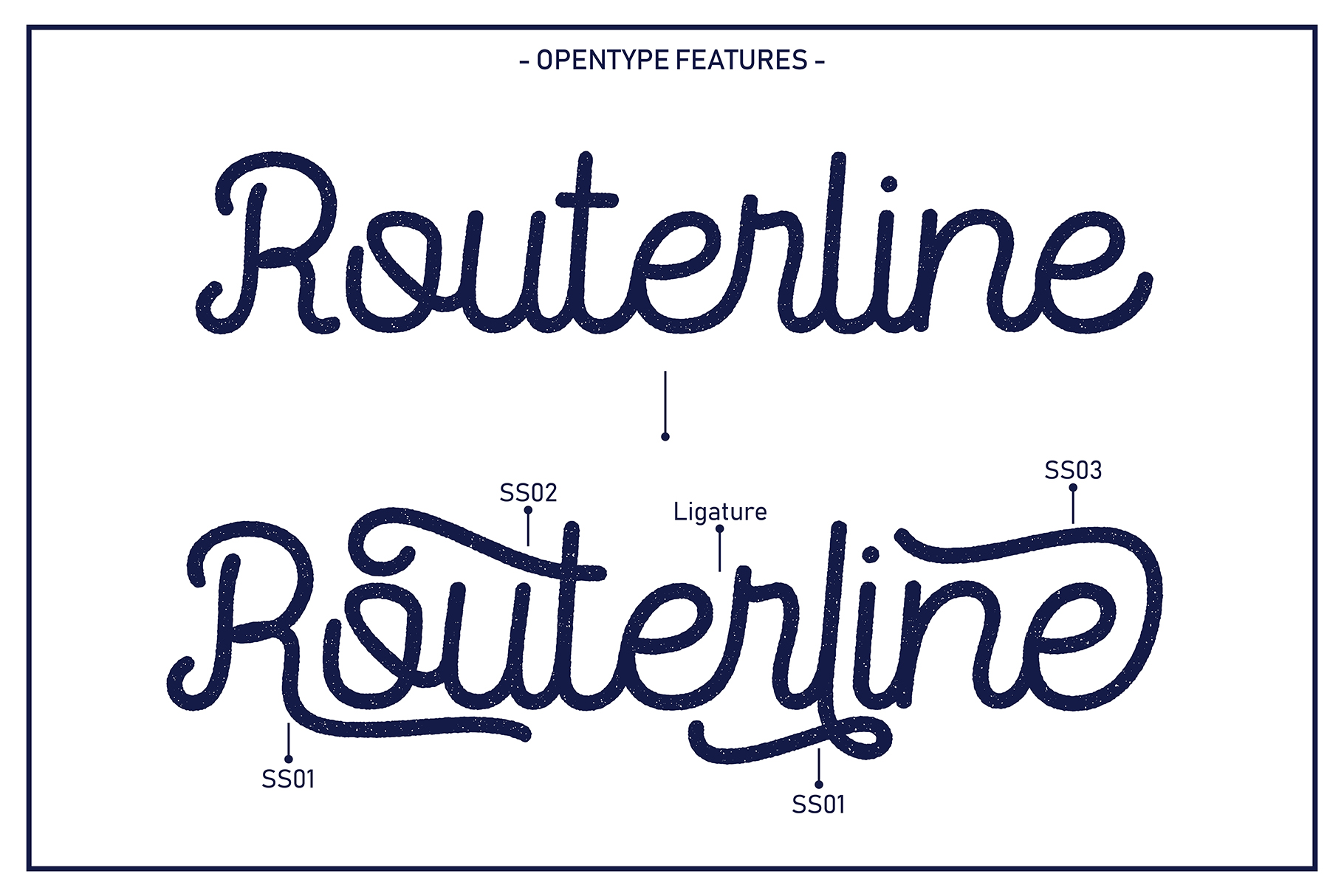 Routerline Rough example image 4