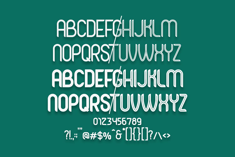 Pierce I NewBold Sans Serif I 30OFF example image 7