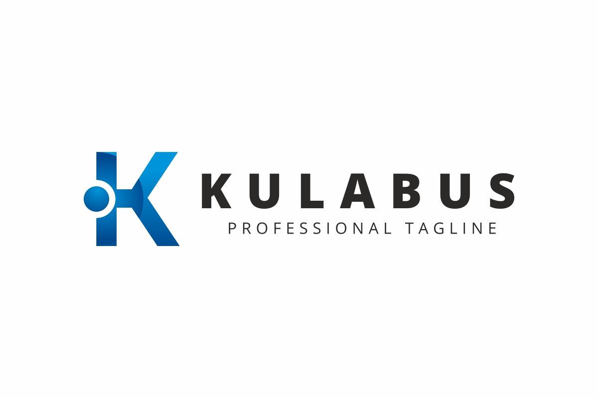 Kulabus K Letter Logo example image 2