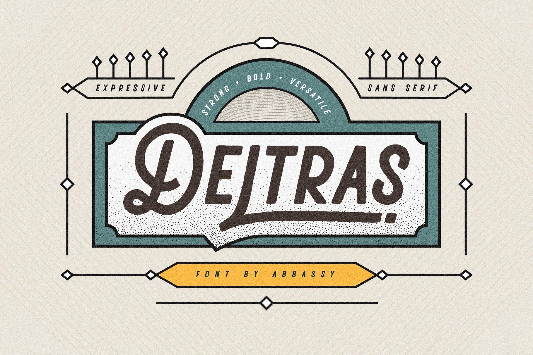 Deltras example image 1