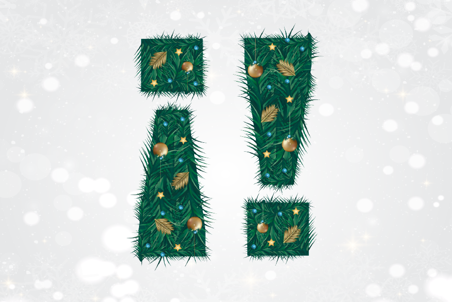 Christmas Font example image 5