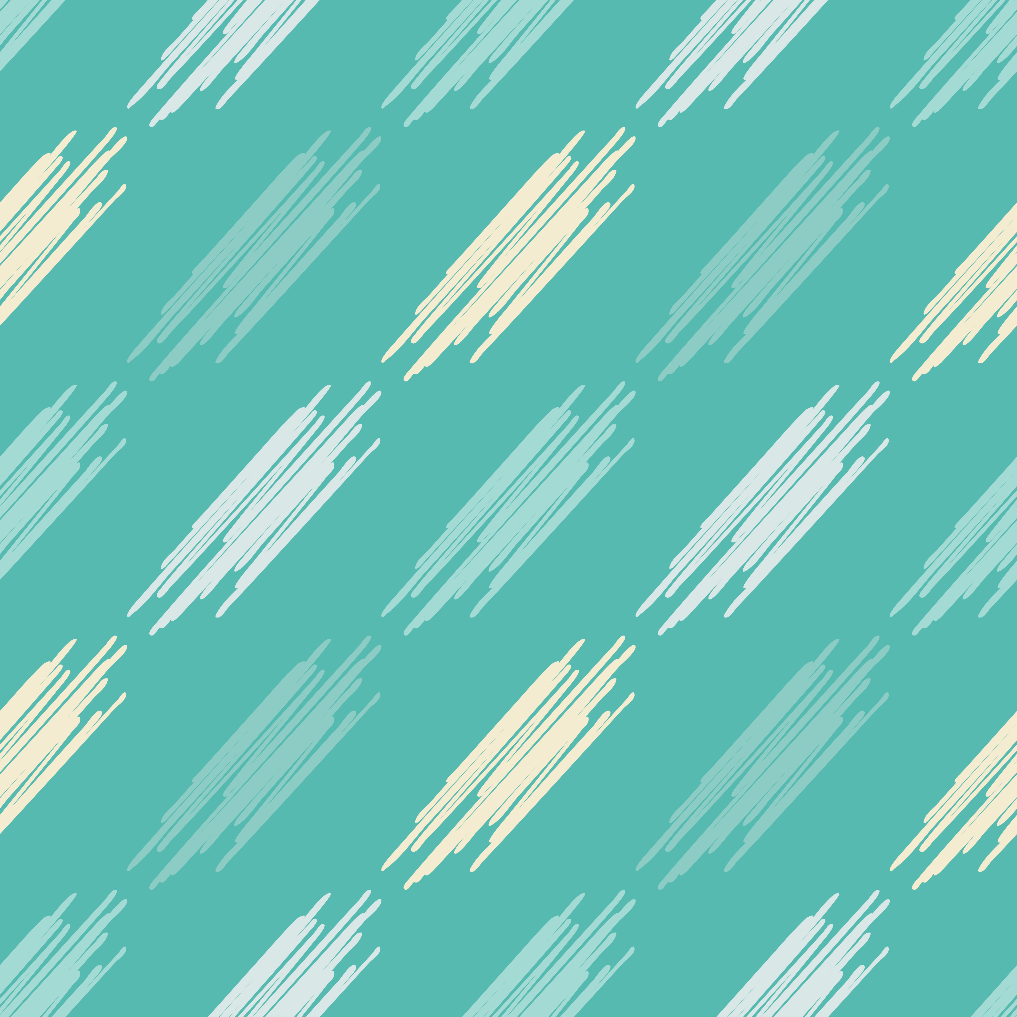 Seamless geometric background. Scribble texture. Textile rapport. example image 1