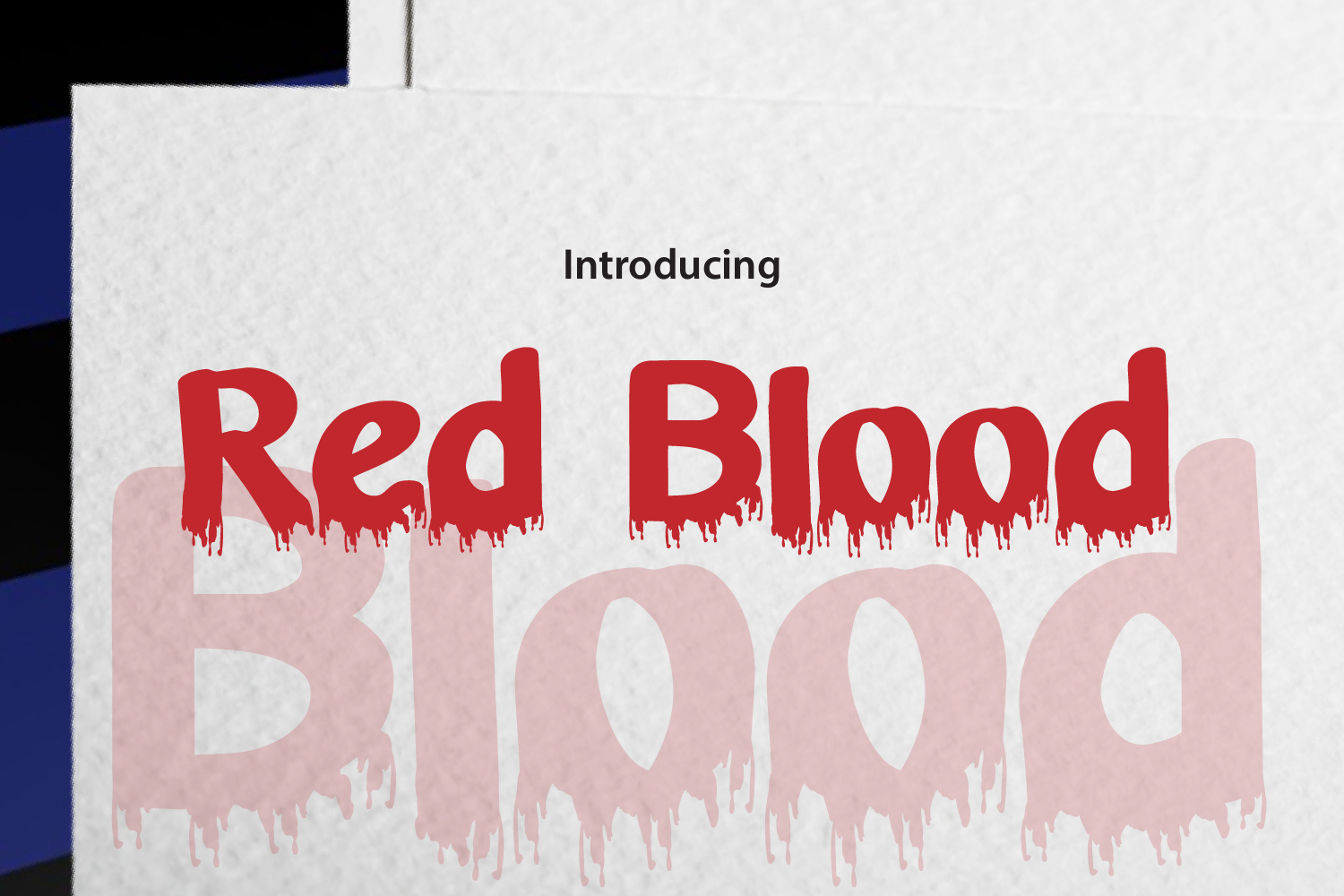 Red Blood example image 1