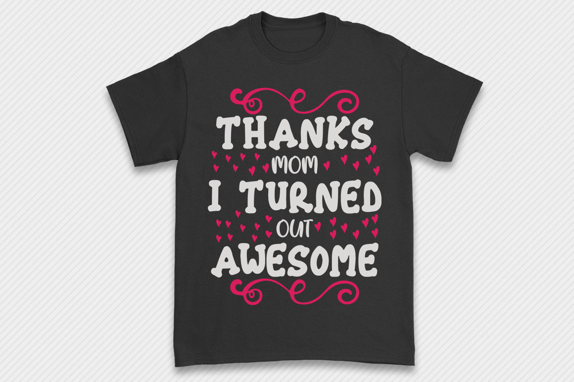 100 Mom Tshirt Design Mega Collection example image 8