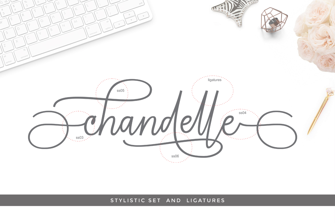 Chandelle Signatures example image 2