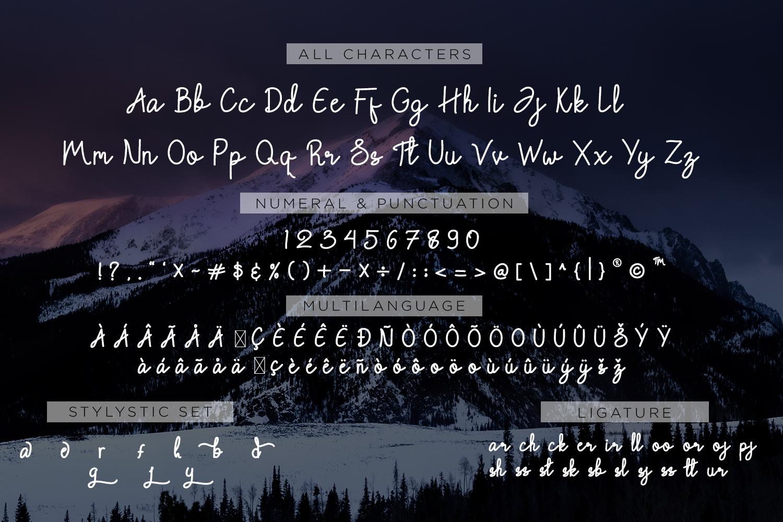 Chattagirie - Handwritten example image 7