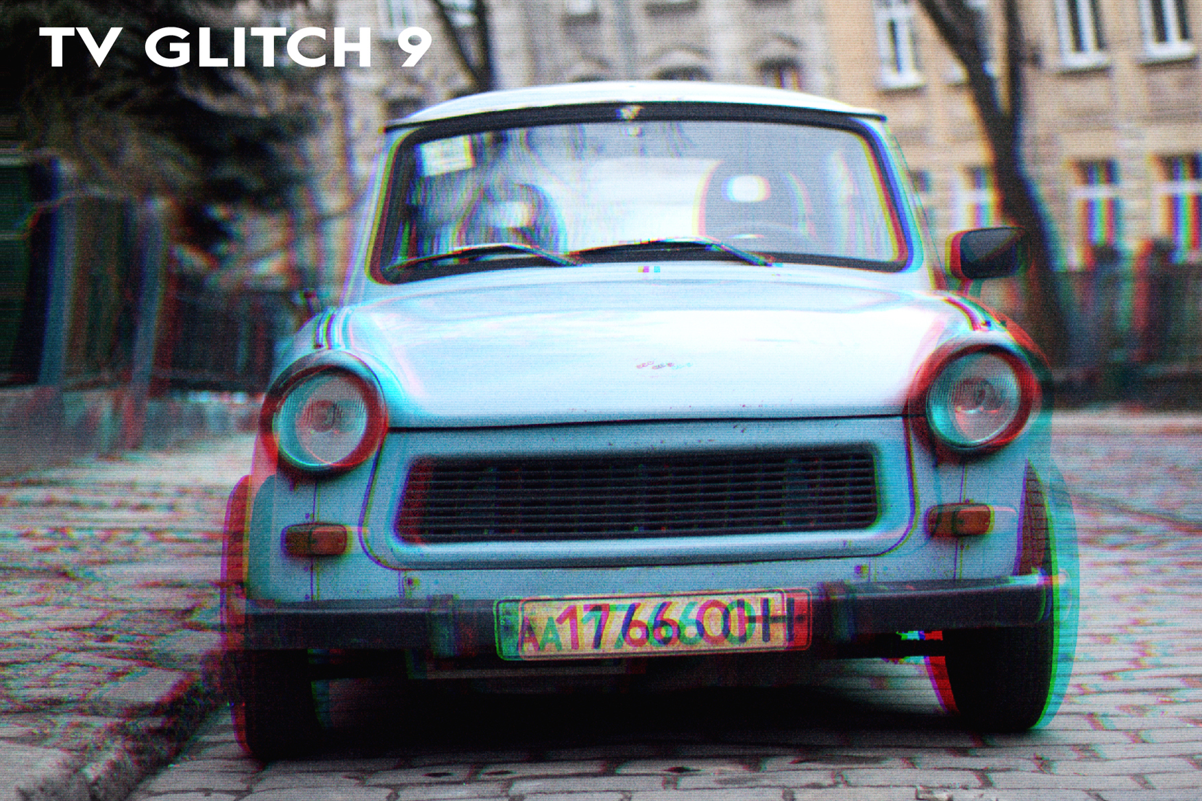 AL's Glitch TV Action Pack Vol. 1 example image 11