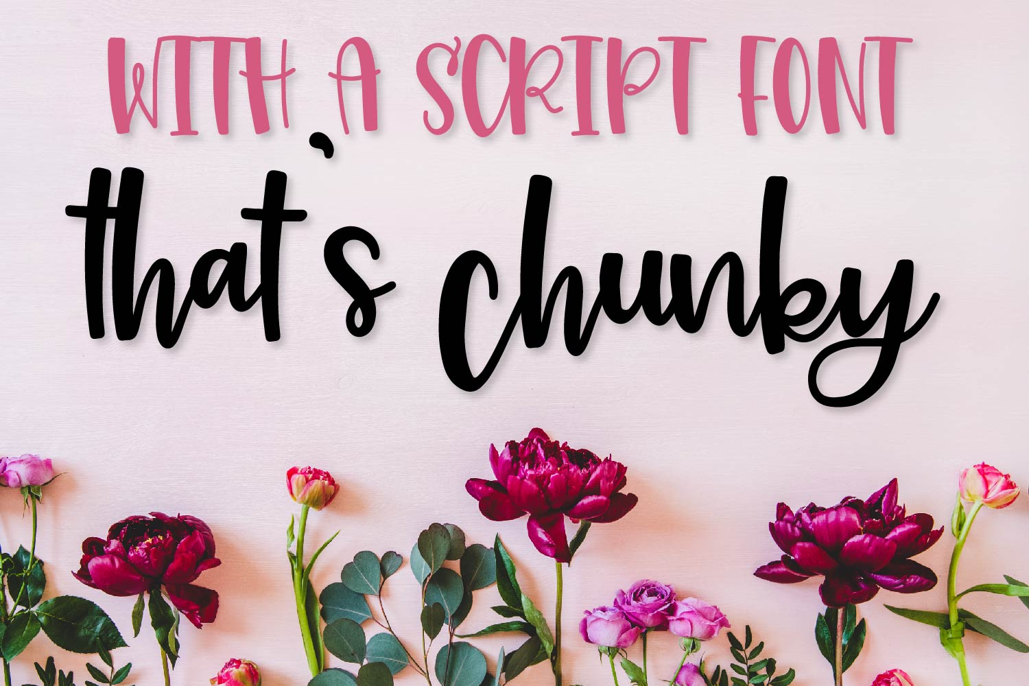 Holiday Colors - A Script & Print Font TRIO for Christmas! example image 6