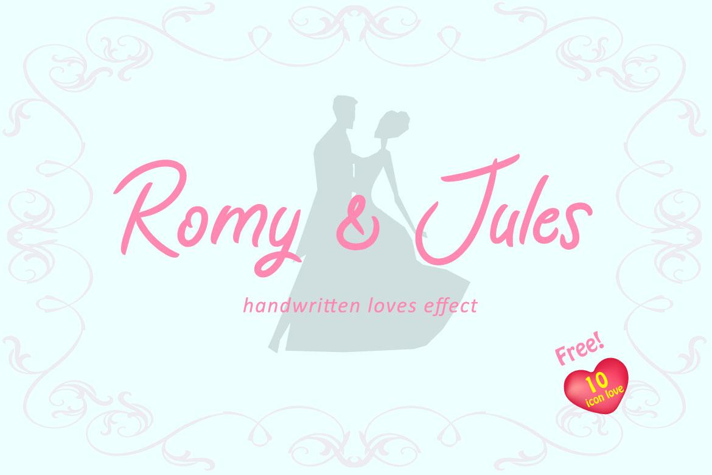 Romy & Jules example image 9