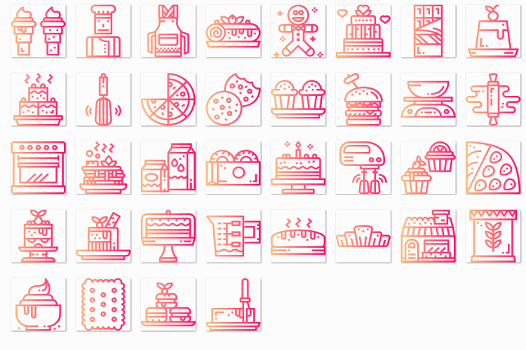 Bakery style four example image 1