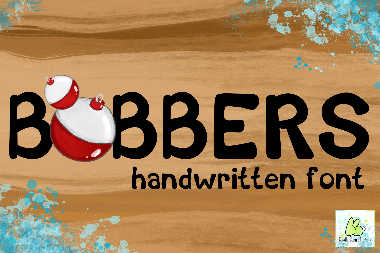 Bobber Handwritten Font! example image 1