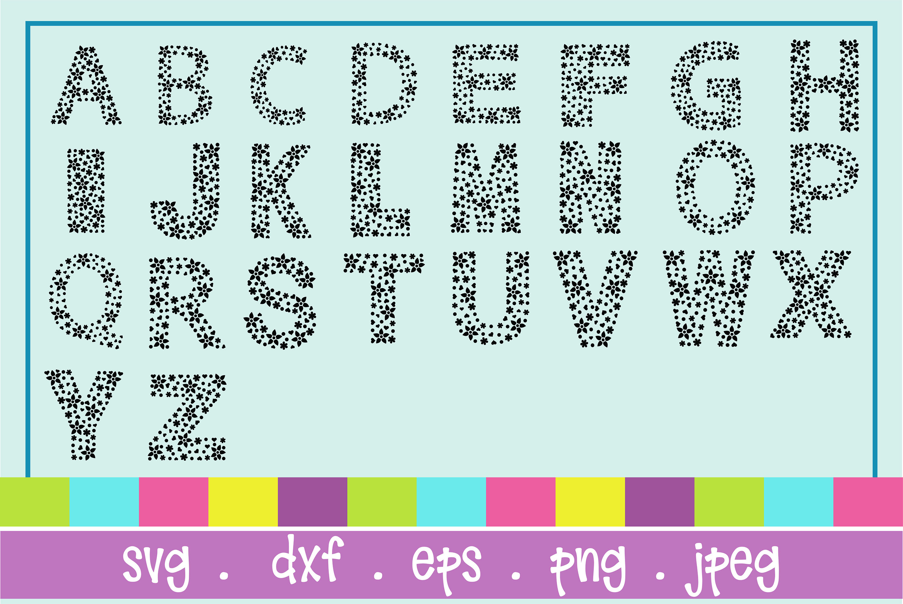 The Huge SVG Bundle Vol 2, 500 Cutting files, SVG, DXF,PNG example image 22