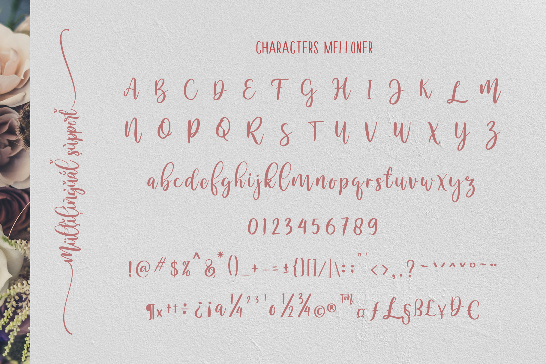 Melloner Font example image 5