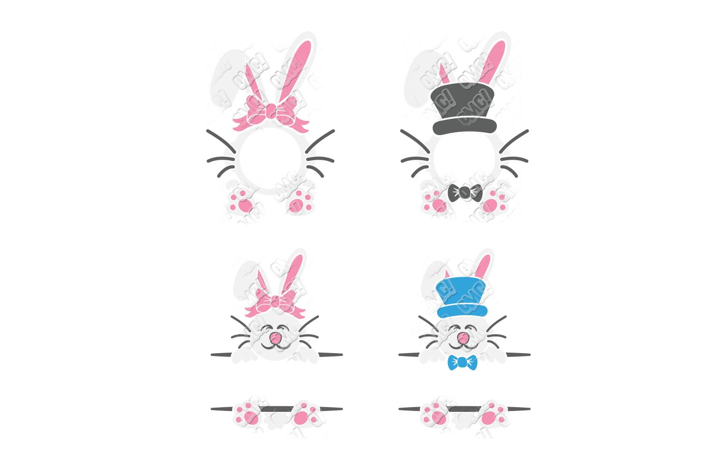 Easter SVG Bundle in SVG, DXF, PNG, JPG, EPS example image 4