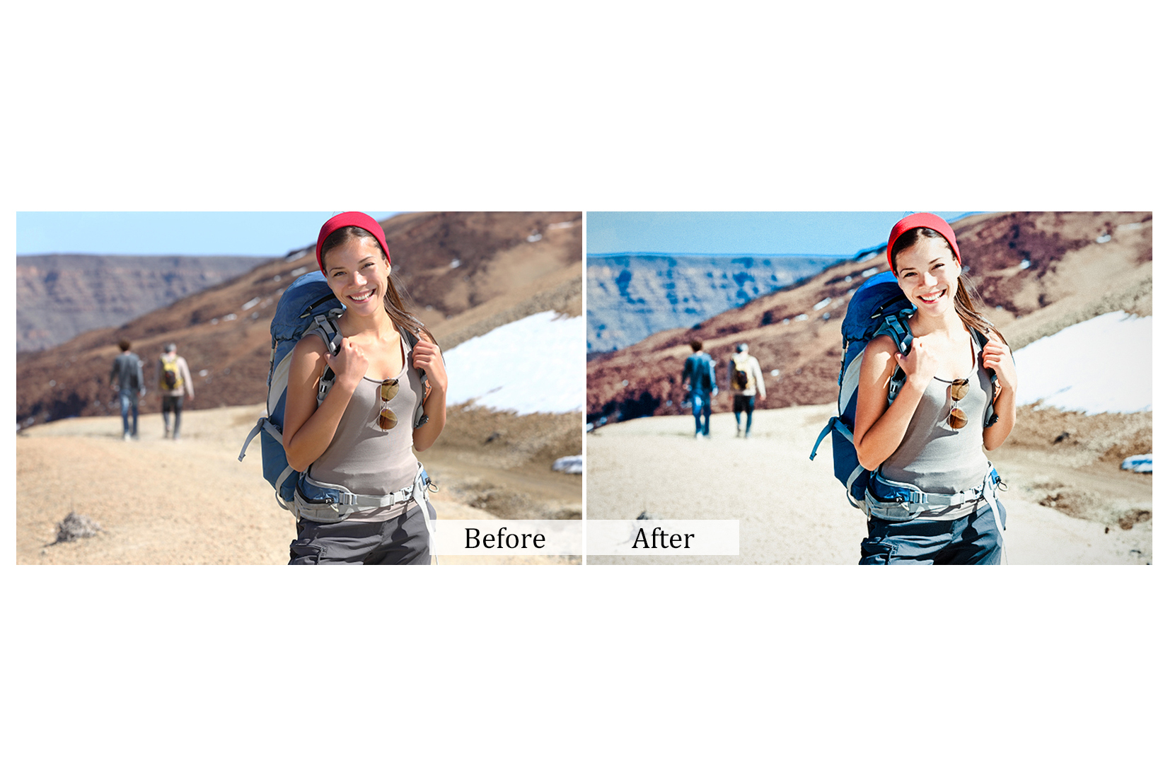 130 Trip and Travel Photoshop Actions example image 4