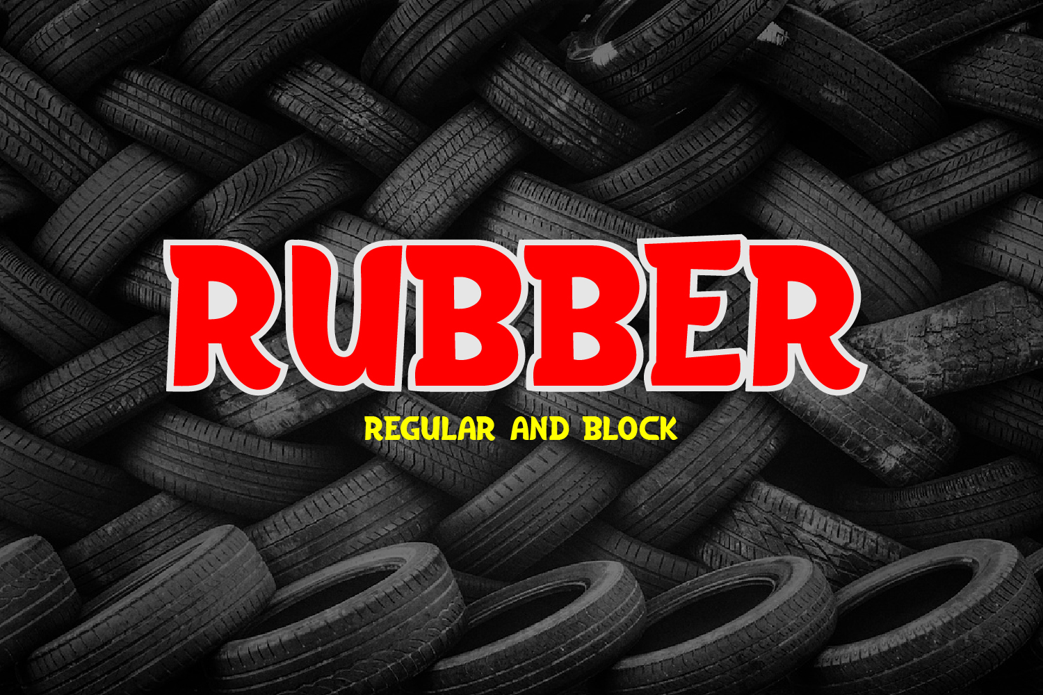RUBBER example image 2