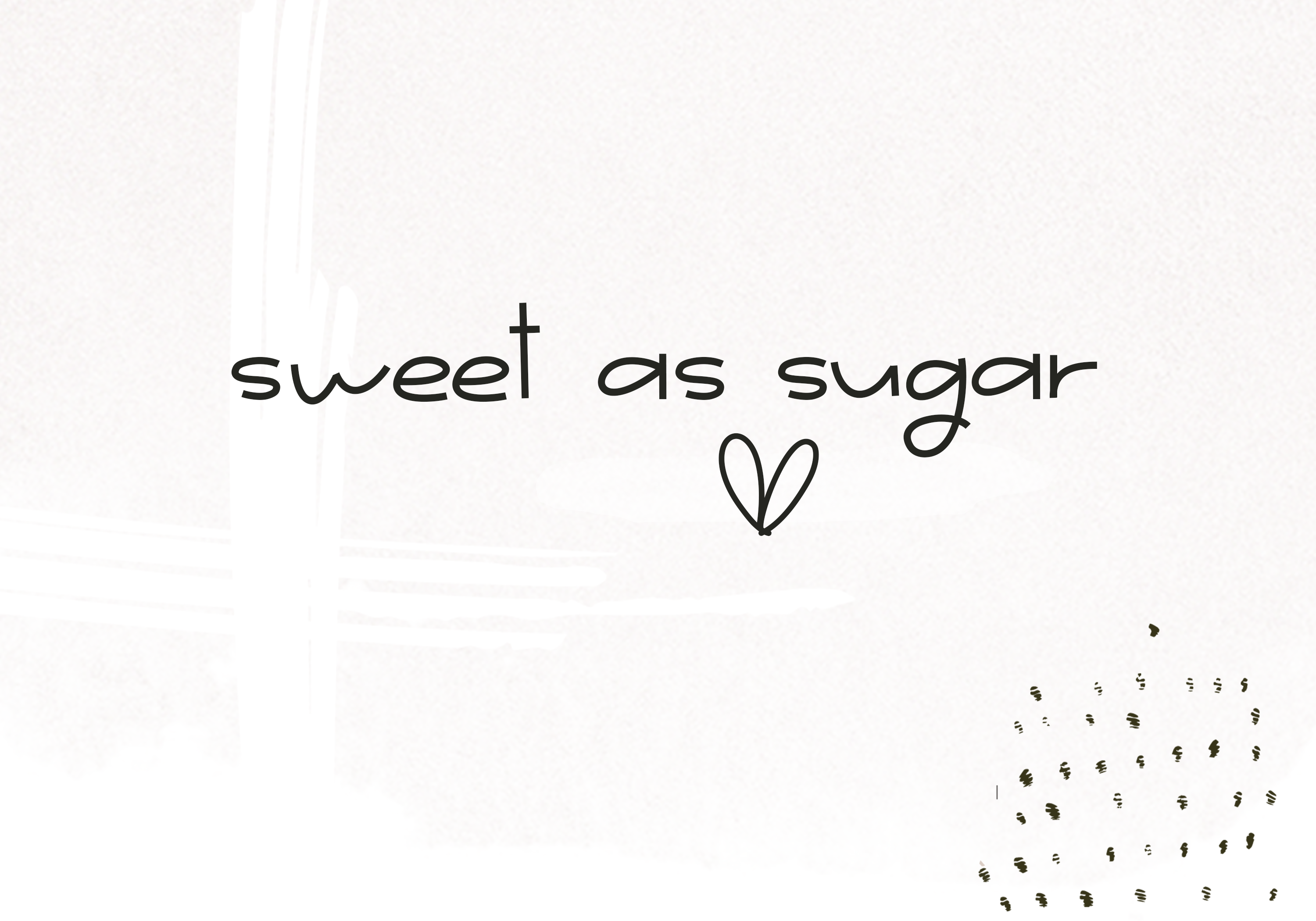 Sugarcoat - A Clean Handwritten Font example image 3