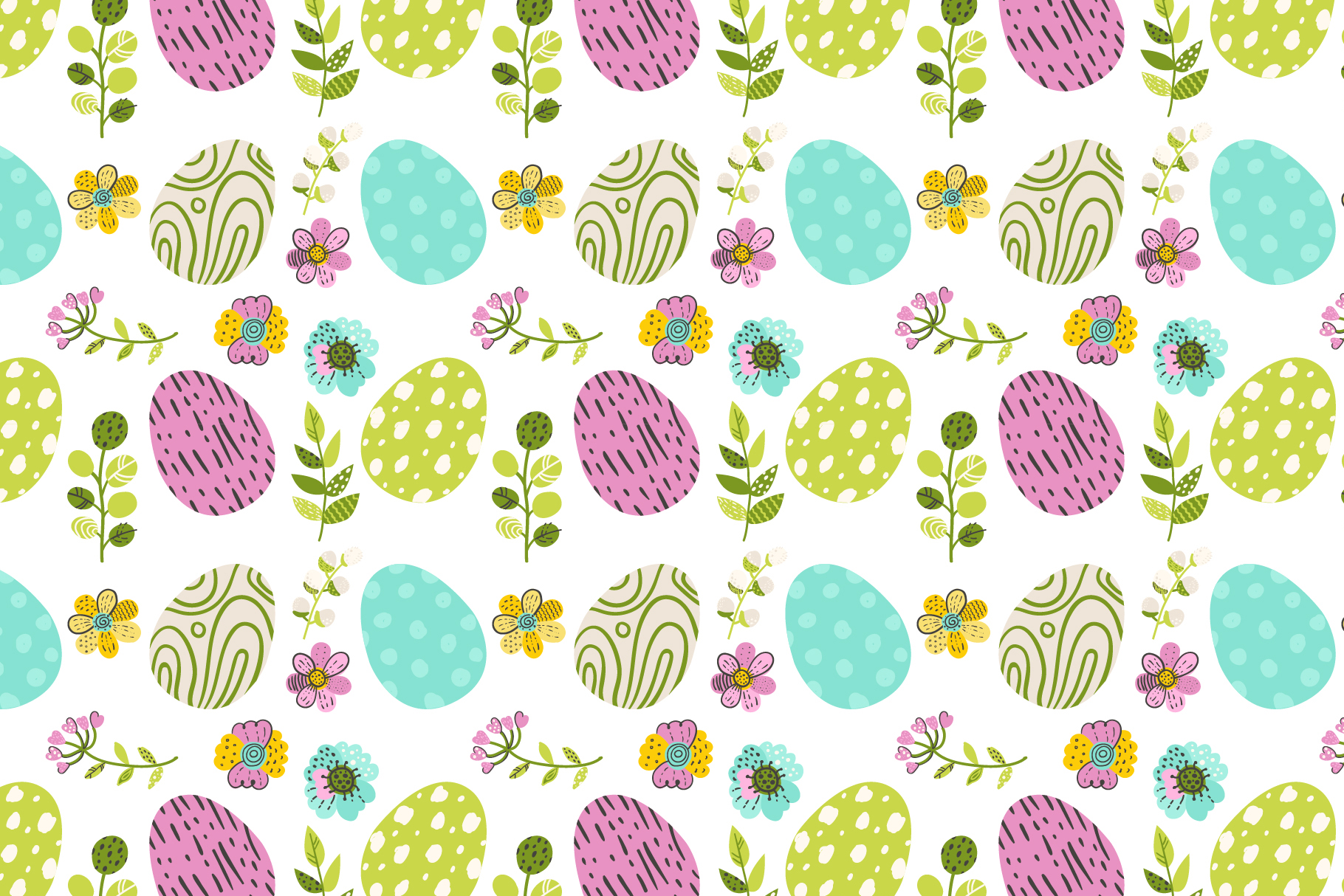 Bunny and Easter! example image 5
