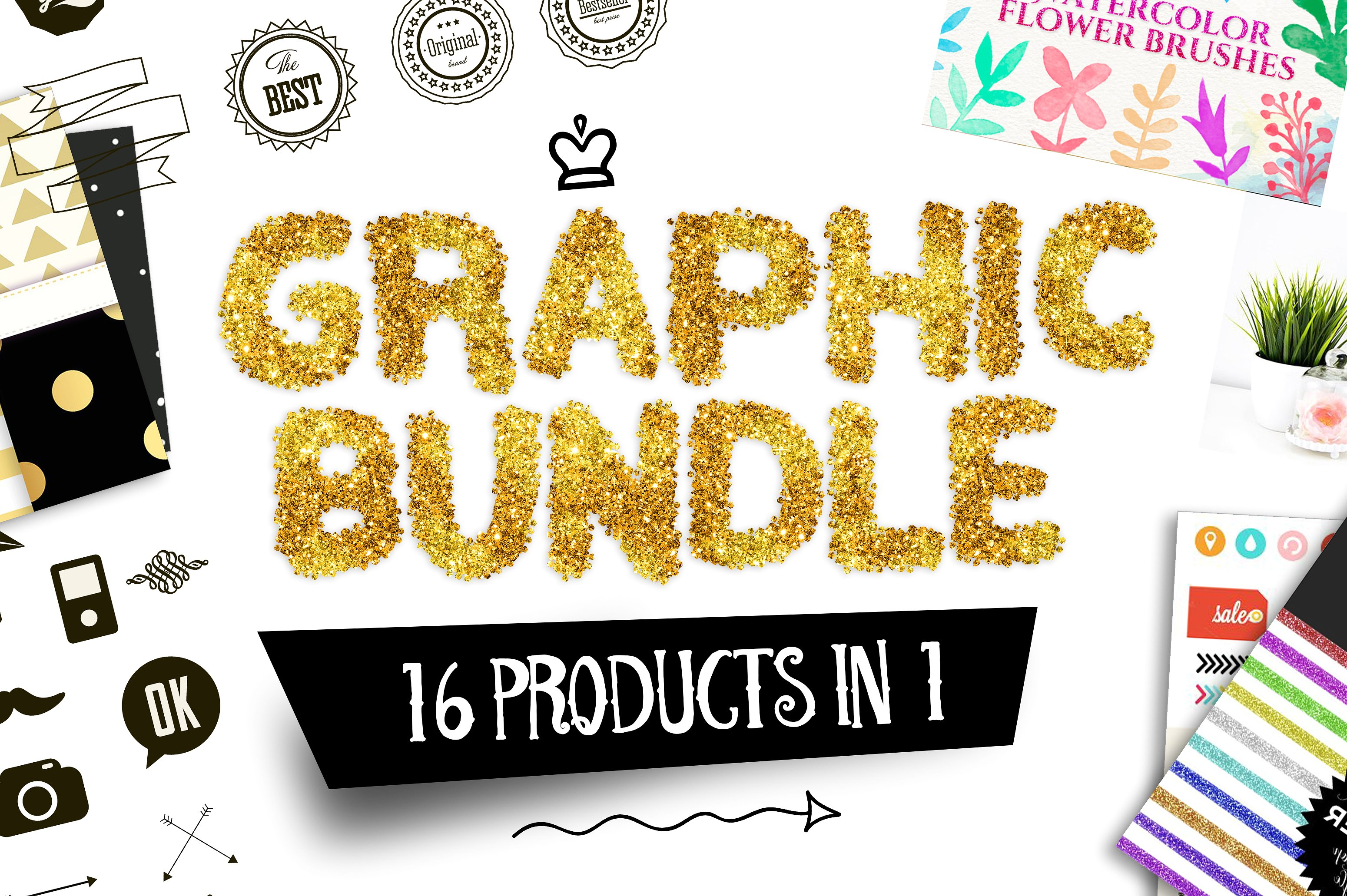 Graphic Bundle 90%OFF example image 1