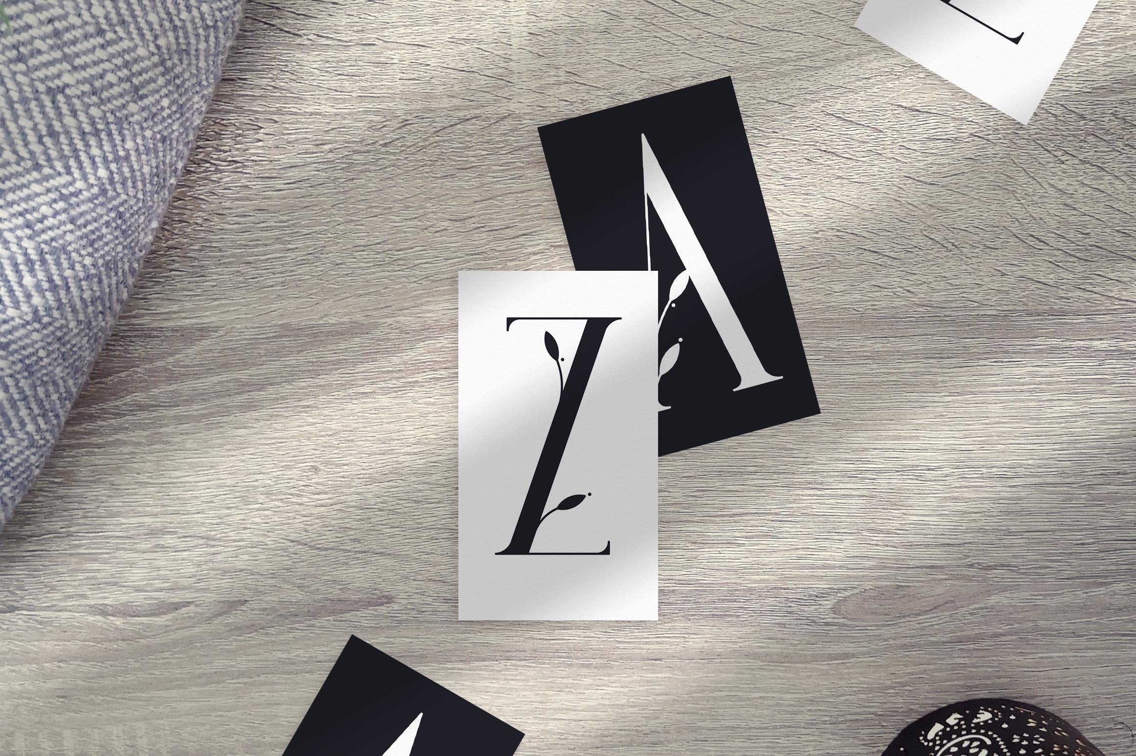 Desire - Luxury Serif Font example image 6
