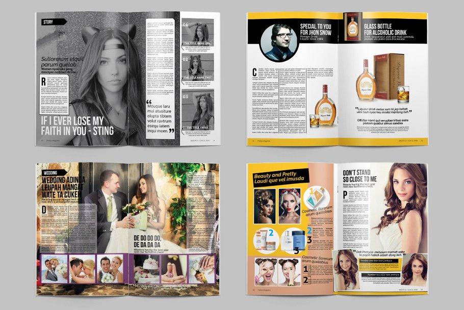 Prettyca Magazines example image 6