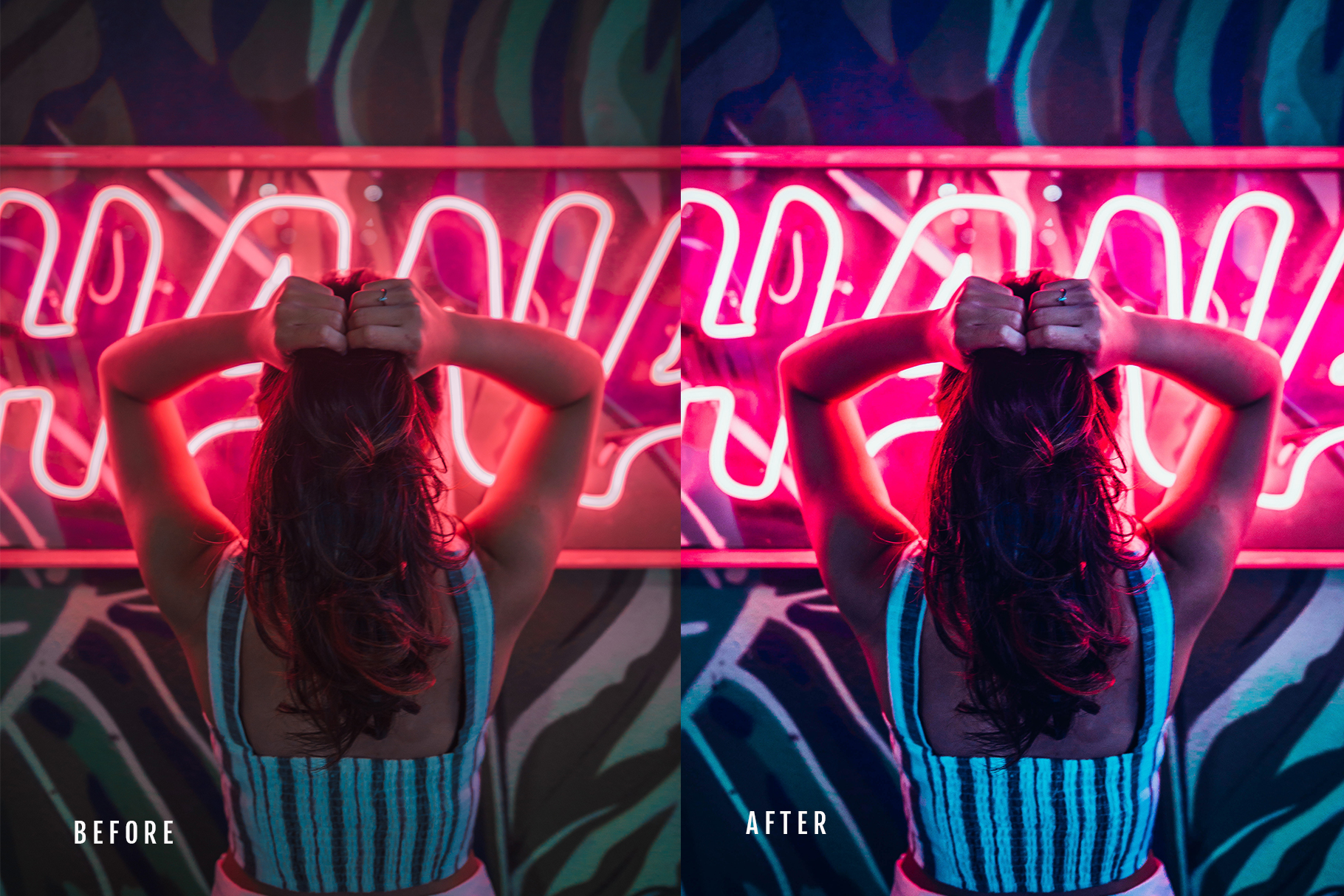 Oneday Film Lightroom preset example image 4