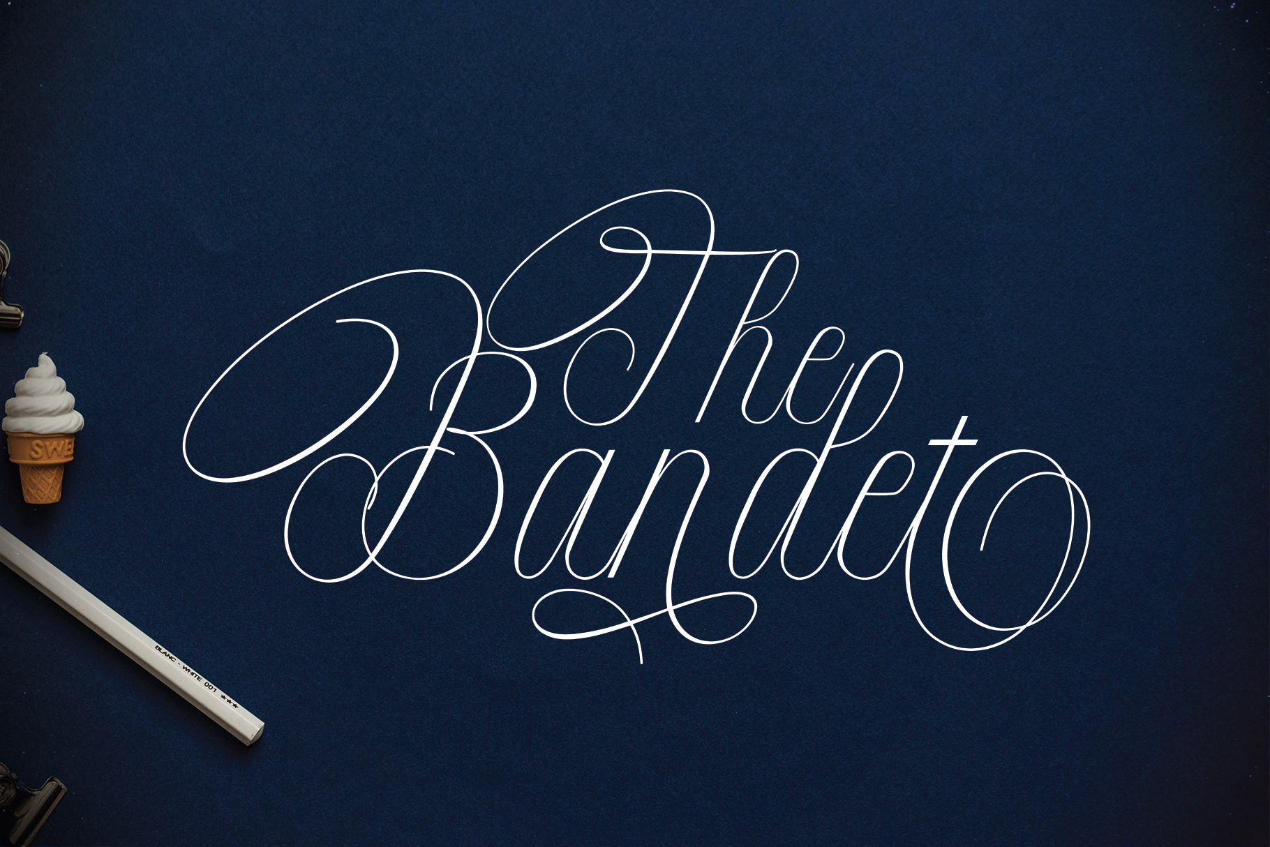 Intelligent | Duo Font Style example image 4