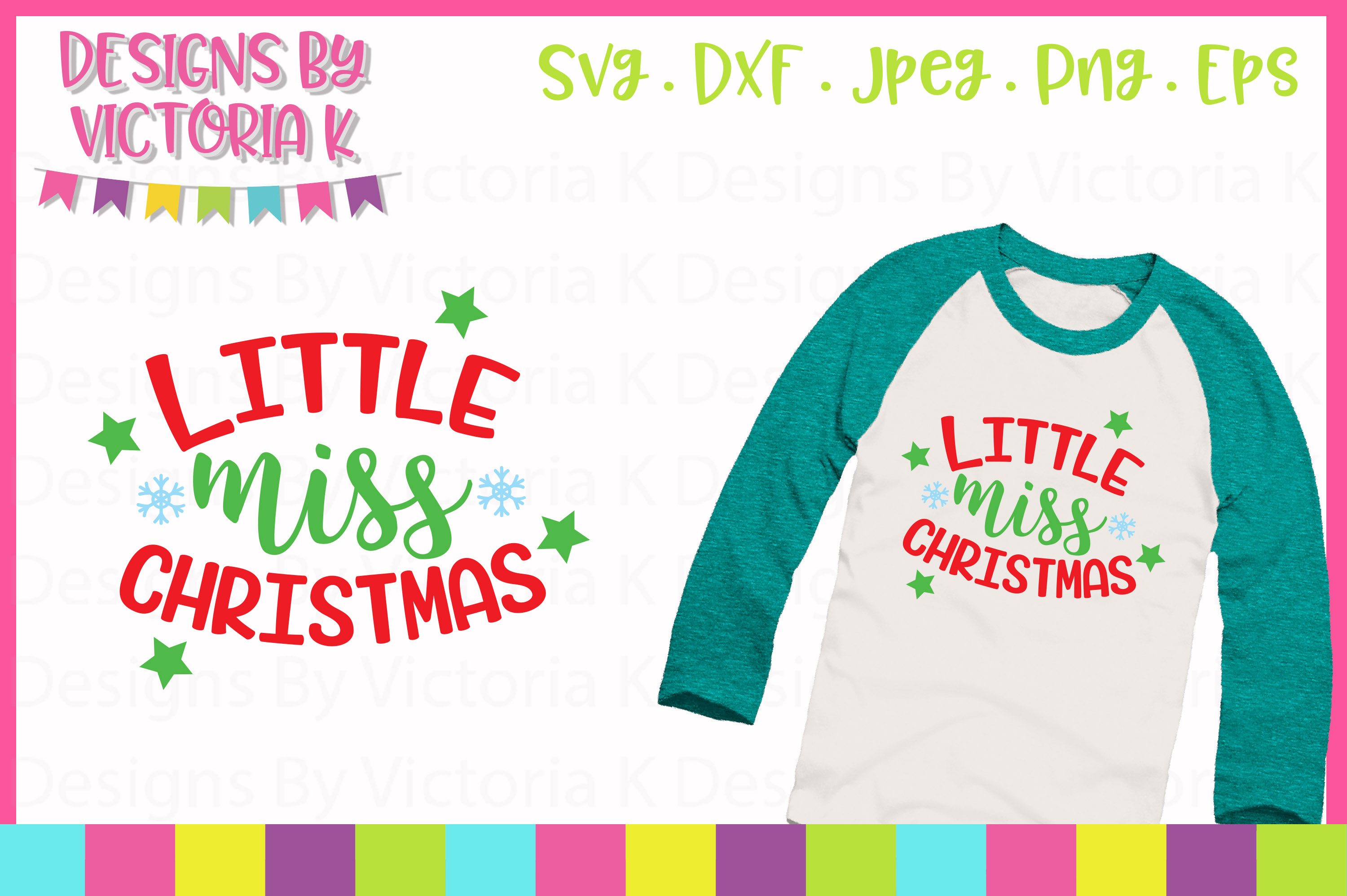 Christmas Bundle SVG Cut Files example image 6