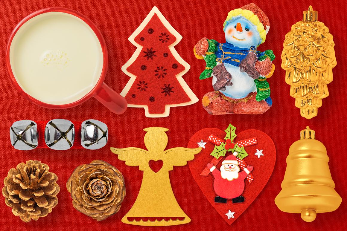 Christmas Scene Creator Volume 3 example image 6