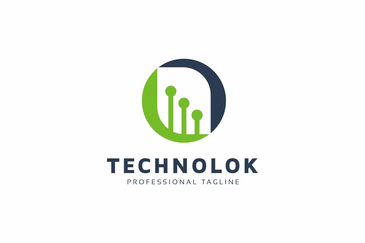 Technology Circle Logo example image 1